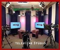 Televízne štúdio