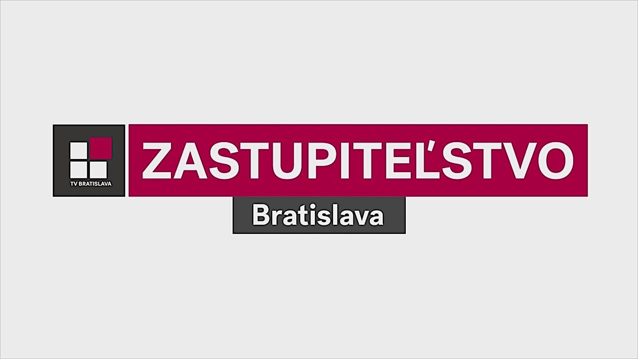 Zastupiteľstvo Bratislava